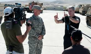 Why Is The American Flag Backwards On Uniforms History Channel Films Segment At Fort Irwin Article The United