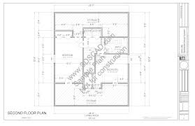 small home plans sds h217 cottage layout 11 page 04 house plan