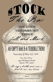 stock the bar invitations stock the bar invitation wording help weddingbee