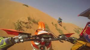 Custom Dune Flags Desert Enduro Motorbike Tour Custom 2 Days Ride Dubai