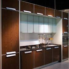 Sky Kitchen Cabinets Kitchen Cabinet Doors Made Of Special Laminated Tempered Glass