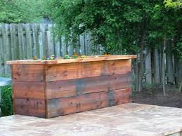beautiful cedar planter plans and diy cedar planter box shanty 2