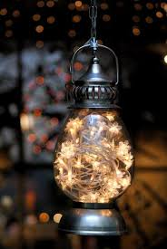 Diy Lantern Lights 233 Best Cool Diy Light Fixtures Images On Pinterest