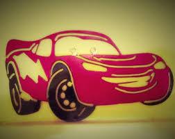 disney cars wall art etsy