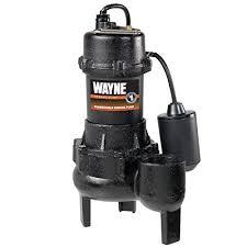 sewage ejector pump amazon com