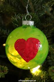 grinch christmas decorations grinch s heart christmas ornament coffee cups and crayons
