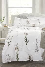 Shop Bedding Sets Buy 300 Thread Count Cotton Printed Bed Set From The Next Uk