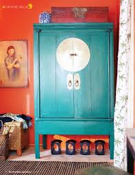 Turquoise Cabinet Moon To Moon July 2012