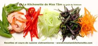 cours cuisine vietnamienne rencontre avec miss tâm et découverte de sa kitchenette