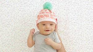 new how to make a baby hat made everyday
