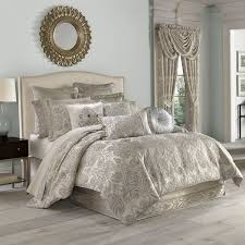 Comforter Sets Queen With Matching Curtains J Queen New York Romance Spa Bedding The Home Decorating Company