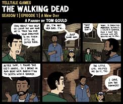 Walking Dead Meme Season 1 - twd s1e1 honest lee by thegouldenway on deviantart