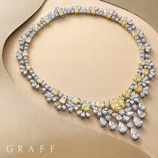 new diamond necklace images Graff diamonds a new diamond necklace featuring a facebook