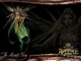 absinthe fairy from alchemy gothic the absinthe fairy faerie
