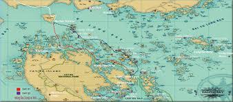 Map Phoenix Area by Halong Phoenix Cruiser Halongsapaexperts Com