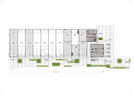 Floor Plan Business Gallery Of Business Complex Building U0027t Walletje Knokke Heist