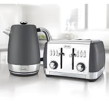 Breville Electronic Toaster Buy Breville Strata 4 Slice Toaster John Lewis