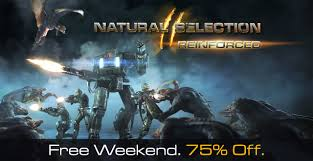 reinforced expansion released natural selection 2