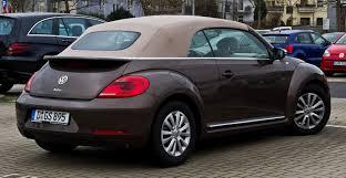 vw beetle design file vw beetle cabriolet 2 0 tdi 70 s design ii heckansicht 9