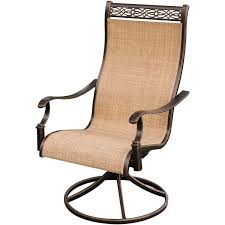 Swivel Patio Chairs Sale Chair Swivel Rocker Patio Set Outdoor Seating Sale Slingback