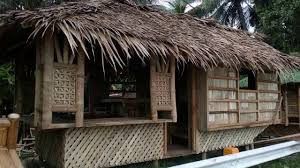 Native House Design Nipa Hut House Design In The Philippines Youtube