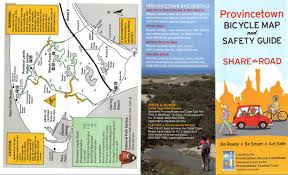 provincetown bicycle map u0026 safety guide u2013 pedal ptown