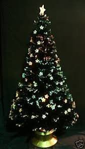 concepts 84 inch black fibre optic tree with