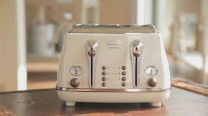Toaster And Kettle Set Delonghi Introducing The New Icona Vintage Range From Delonghi Cream