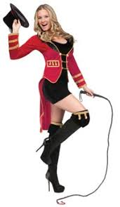 Womens Ringmaster Halloween Costume Ring Mistress Costume Halloween Costumes Halloween