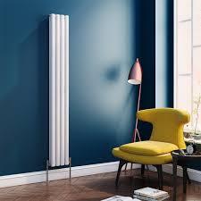 rnd nv2318w pv reina neva oval tube vertical designer radiator