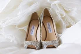 jimmy choo wedding dress pronovias olate wedding dress jimmy choo shoes for a classic