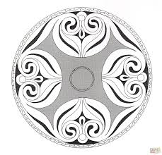 celtic coloring pages colorwithfuzzy com celtic coloring pages