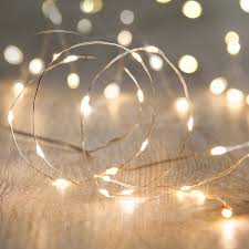 Fairy Lights Amazon Battery Operated Fairy Lights With 20 Micro Warm White Leds On