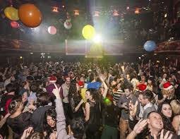 christmas parties and club nights in london