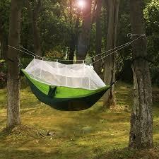 Patio Umbrella Mosquito Net Walmart 2 Person Parachute Hammock With Built In Mosquito Net Walmart Com
