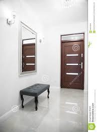 anteroom in exclusive house stock photo image 58332308