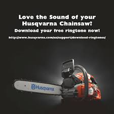 we gave away a pink husqvarna 450 rancher chainsaw and donated 10