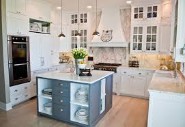 Island Style Kitchen Whidbey Island Beach House Kitchen Remodel Beach Style