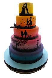 wedding cake leeds cakes leeds board to tiers