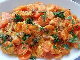 que cuisiner avec des carottes recette de carottes alla carbonara