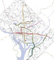 washington dc trolley map ddot unveils vision for eight streetcar lines greater greater
