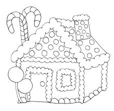 coloring pages christmas coloring pages christmas house