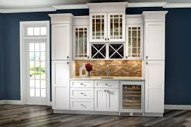 trenton door style hutch for residential pro