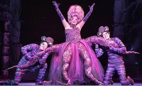 ursula costume the mermaid disney s theatre wichita broadway rentals