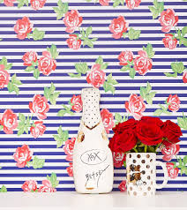 Removable Wallpaper Tiles by Deck Your Walls With These Betsey Johnson Wallpapers Brit Co