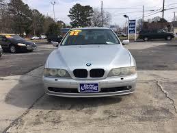 2002 bmw 5 series 530i 2002 bmw 5 series 530i 4dr sedan in greenville nc east carolina