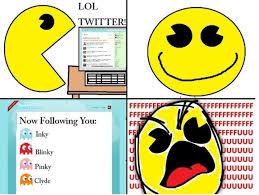 Pac Man Meme - pacman 3