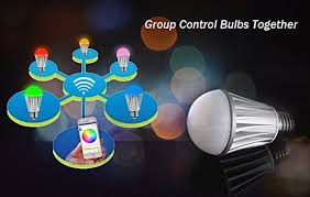 magiclight wifi led light bulb control your lights from