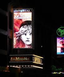 les miserables the imperial theatre broadway musicals nyc