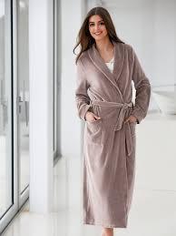 la robe de chambre hahn la robe de chambre noisette